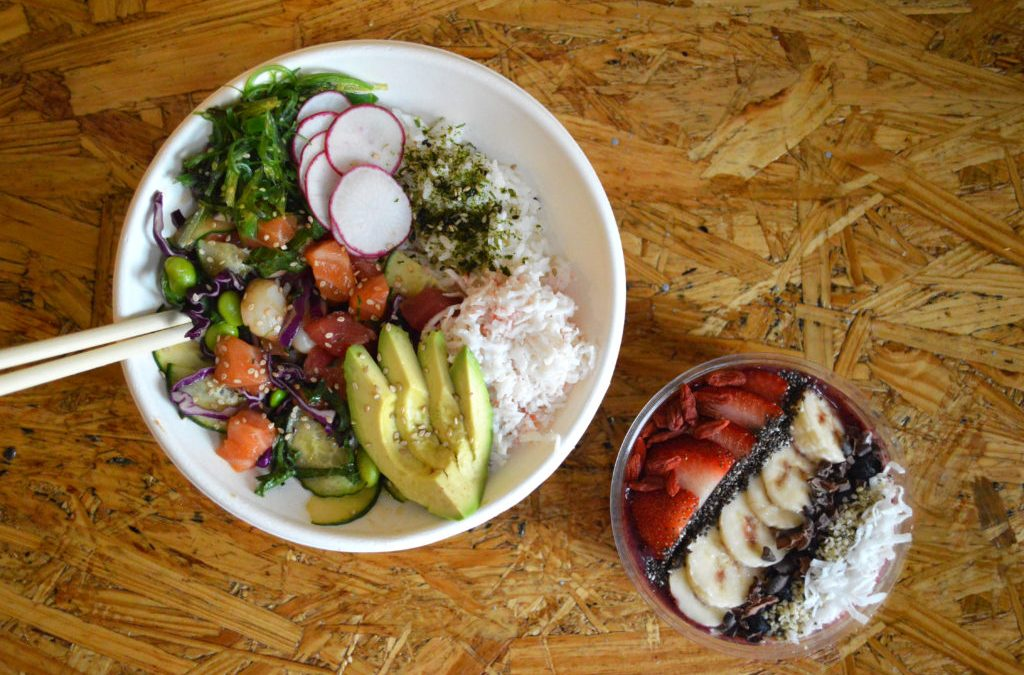 Stunning Hawaii Poke Bowls You Need to Try