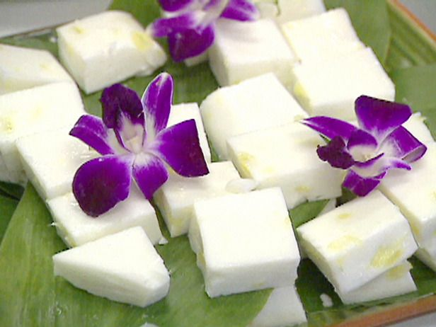 Haupia, A traditional taste of Hawaii