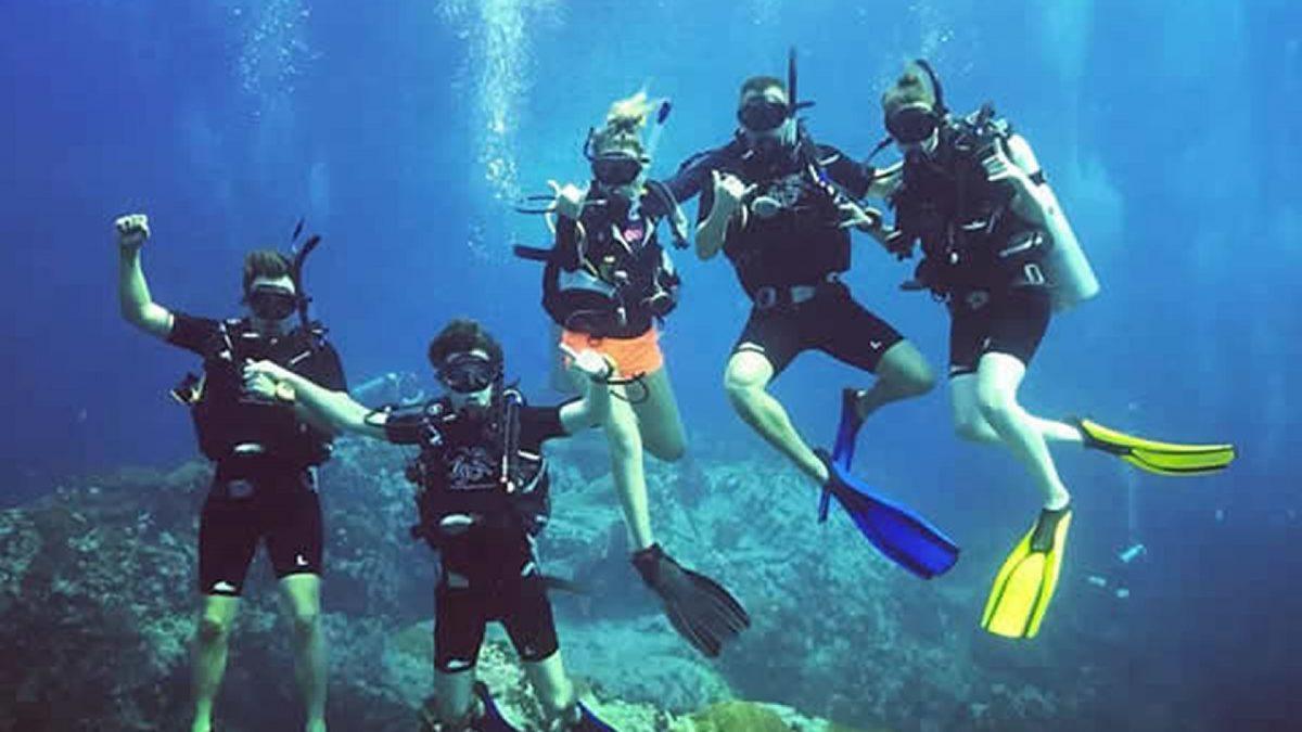 Enjoy Scuba Diving in Kauai