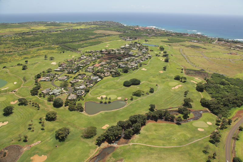 kiahuna golf overview